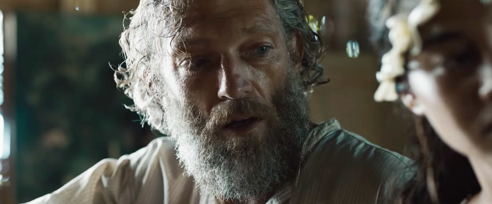 Vincent Cassel as Paul Gauguin in Gauguin Voyage to Tahiti movie