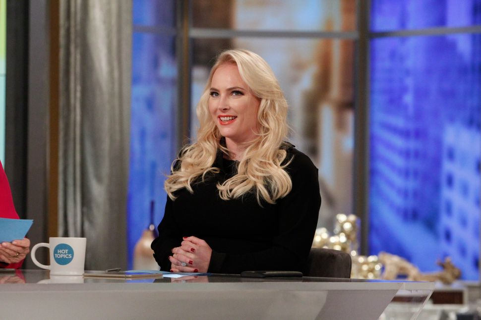 Meghan McCain may take a hiatus from 'The View,' but the show is introducing another conservative voice.