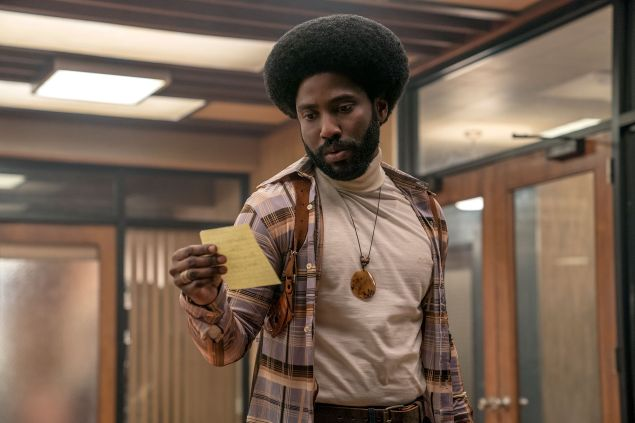 BlacKkKlansman Interview