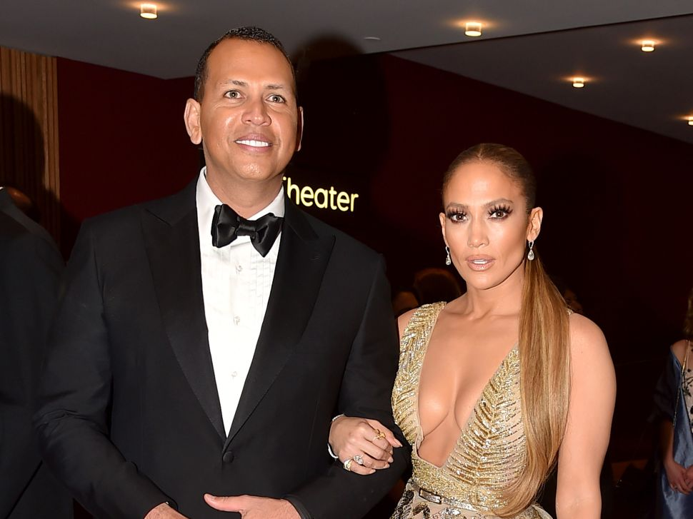 Jennifer Lopez and Alex Rodriguez are traveling around the Italian coast on a summer vacation in Capri and Positano aboard a yacht.