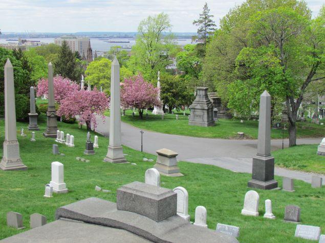 Green-Wood Cemetery.