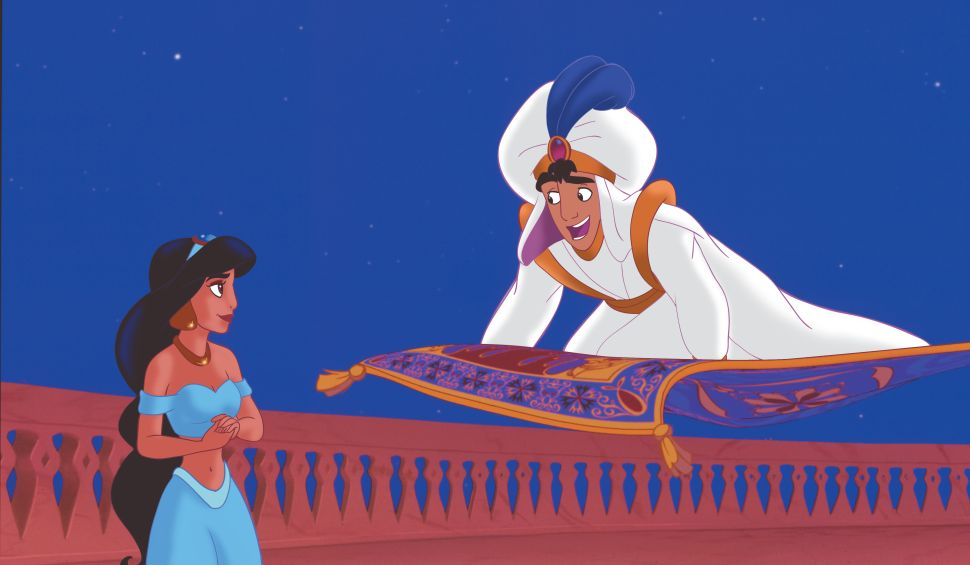 Disney Movies Coming Out Aladdin