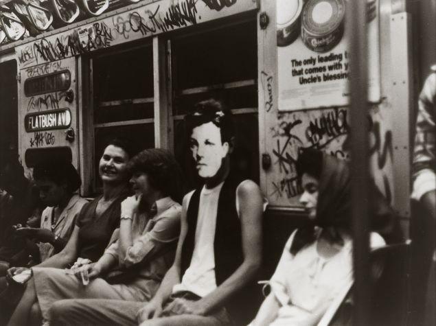 David Wojnarowicz, Arthur Rimbaud in New York, 1978–79, (printed 1990).