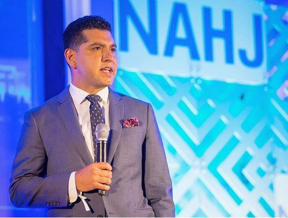CNN's Nick Valencia is one of the Latino journalists criticizing the Washington Post.