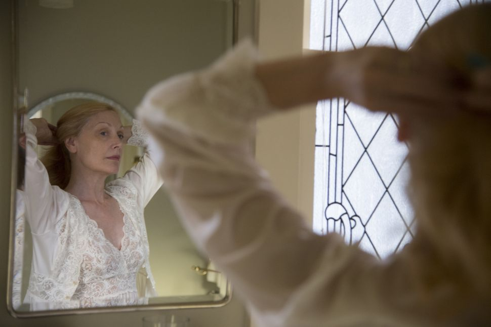Patricia Clarkson plays Adora Crellin, Camille's mother.