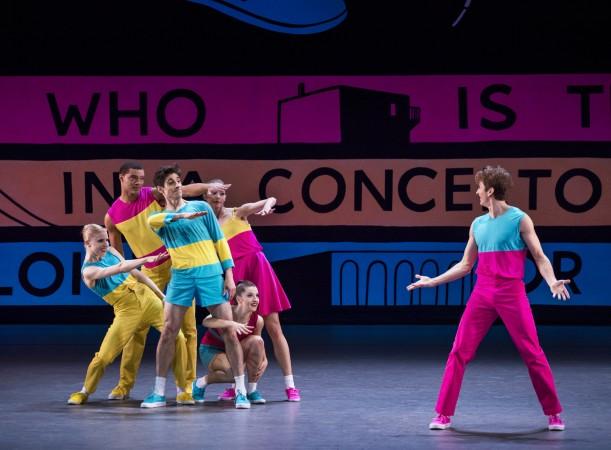 New York City Ballet's Easy.