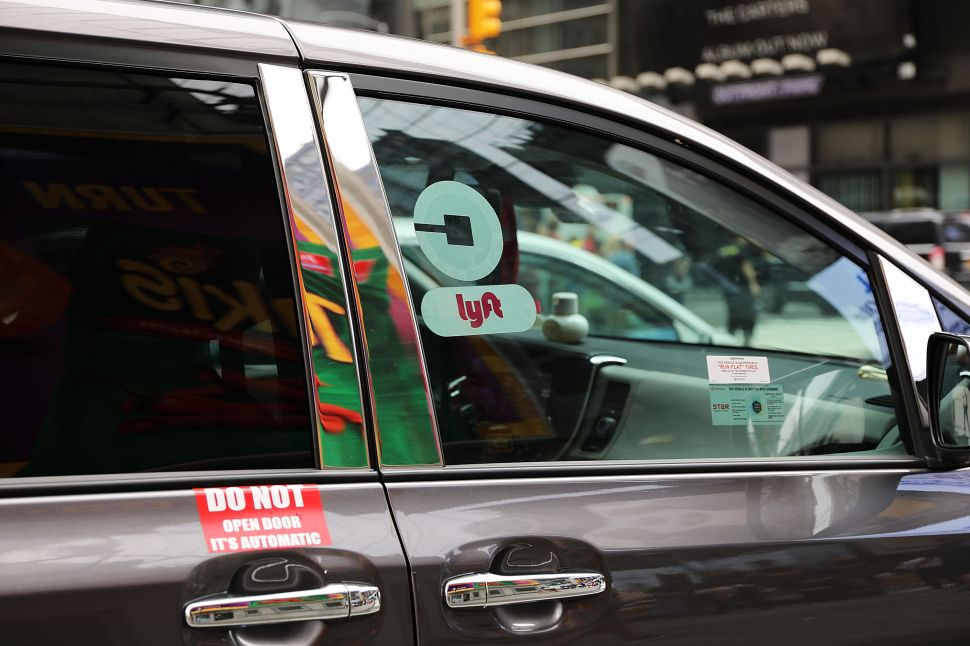 NYC First Major City To Attempt To Cap Number Of Ride-Hailing Services