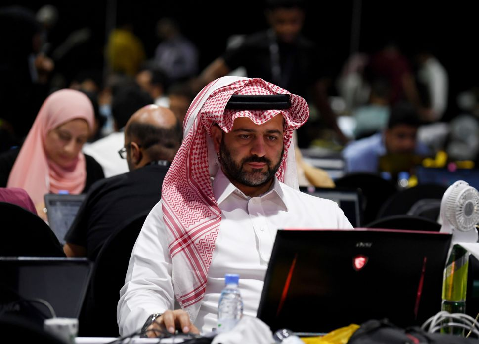 Saudi state media is now threatening foreign countries from behind a computer screen.
