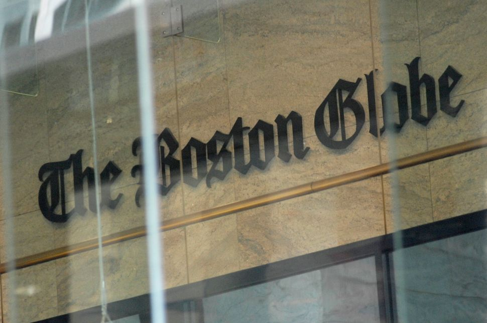 The Boston Globe is leading an editorial campaign against President Donald Trump's anti-press rhetoric.