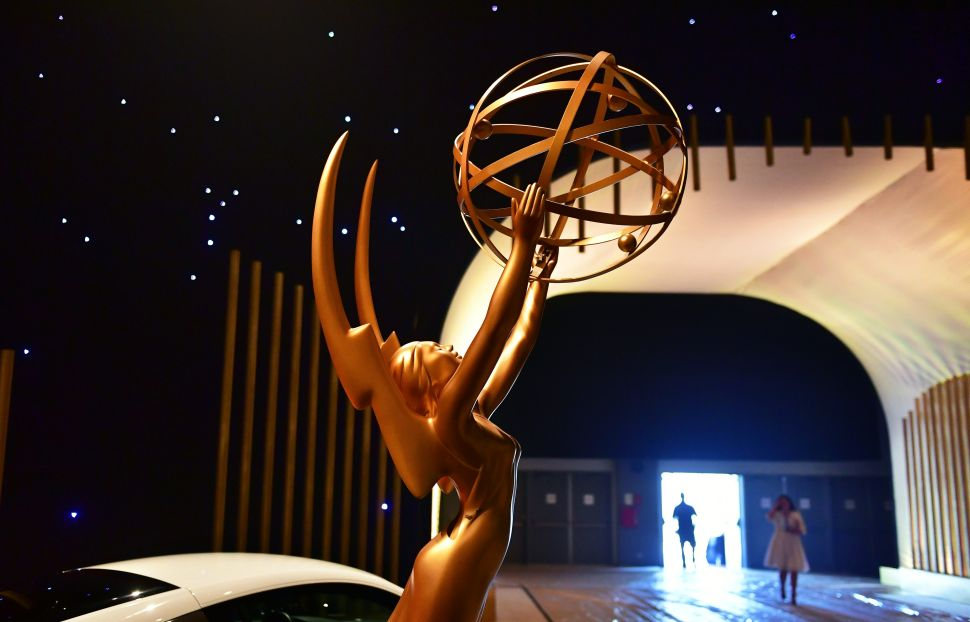 NBC, ABC, CBS, Fox Emmys Ratings