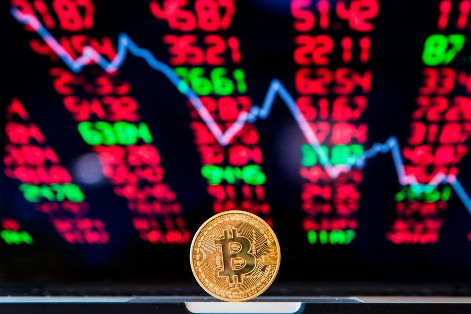 Bitcoin fall on ETF decision