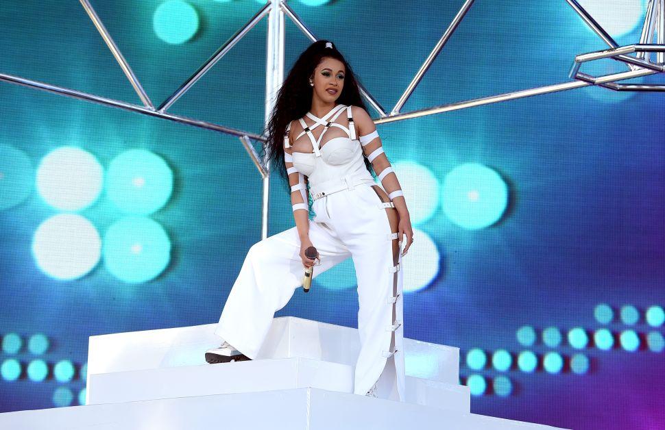 Cardi B, who has 12 VMA nominations this year.