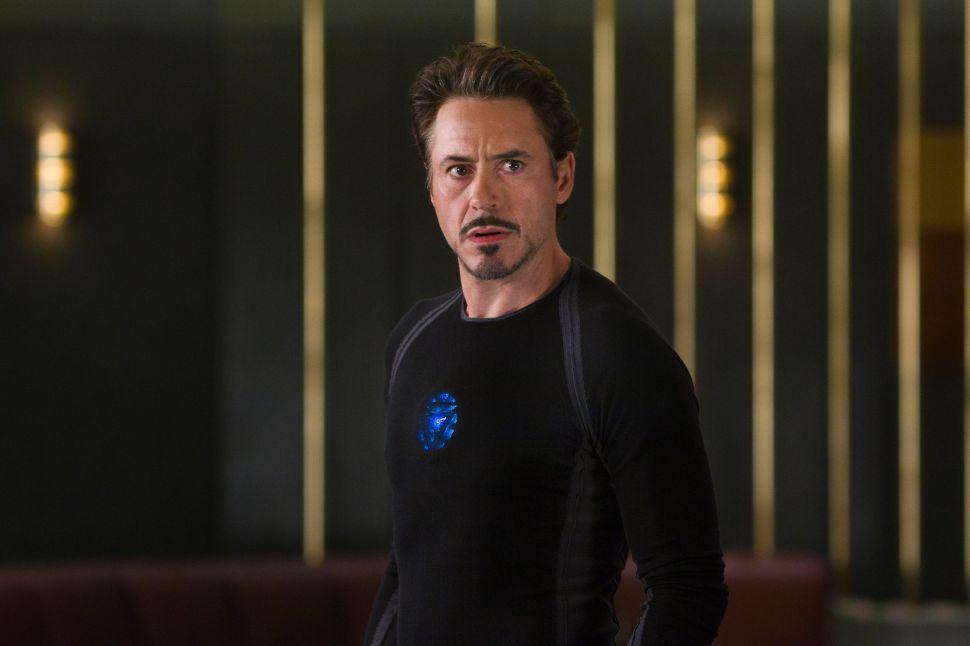 Marvel Recast Robert Downey Jr. Iron Man Avengers 4