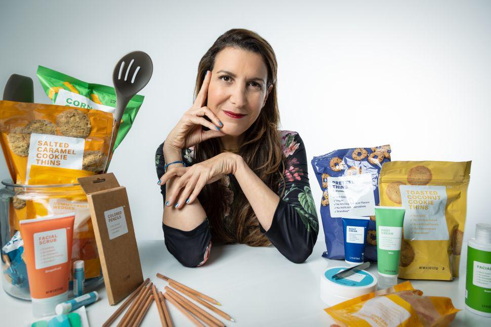 Tina Sharkey, cofounder and CEO of Brandless