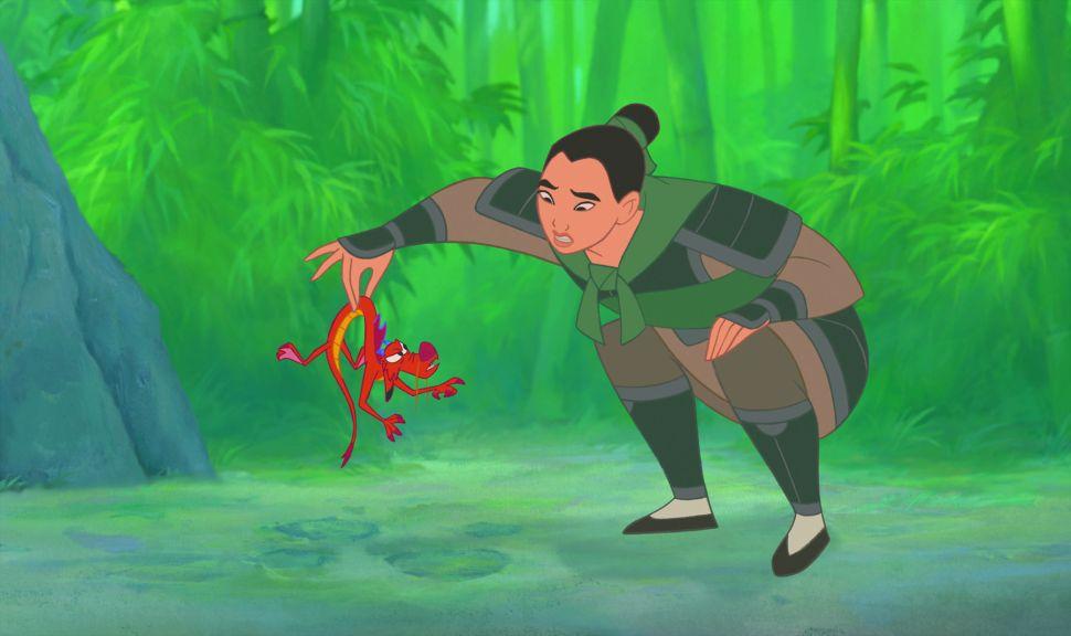 Disney Movies Coming Out Mulan