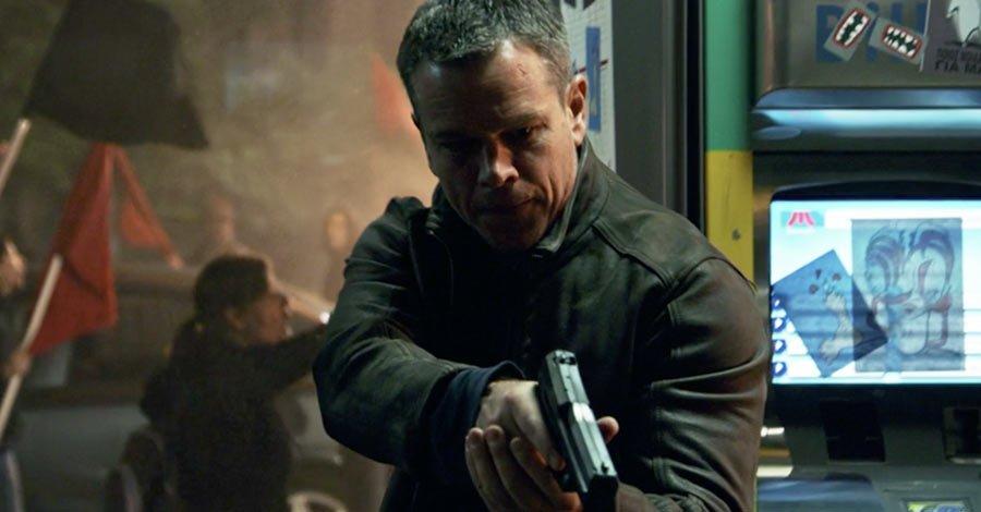 Treadstone Jason Bourne USA Network