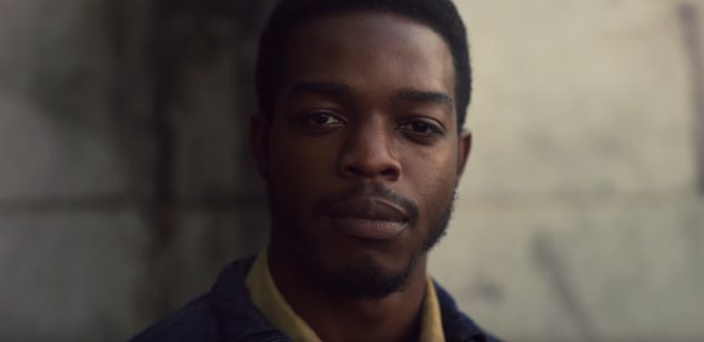 A still from the trailer of If Beale Street Could Talk.