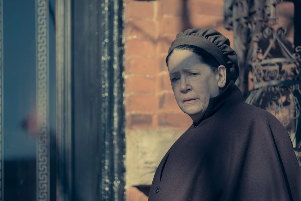 The Handmaid's Tale Season 3 Ann Dowd Interview