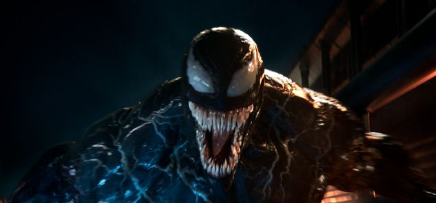 Venom (2018) Marvel Cinematic Universe