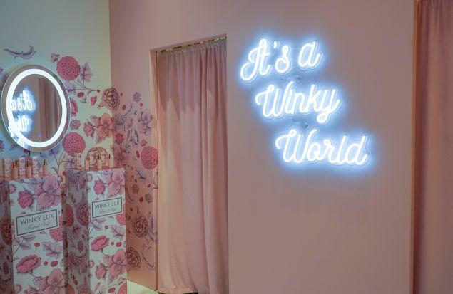 Not Disney World, Winky World.