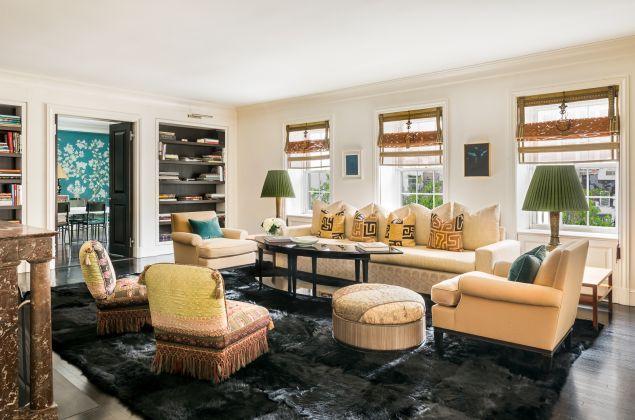 Matt Lauer apartment