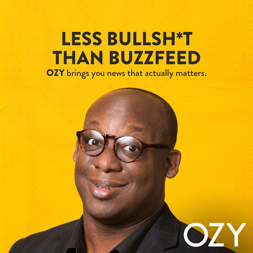 BuzzFeed was a Pulitzer finalist last year... but OK, Ozy.