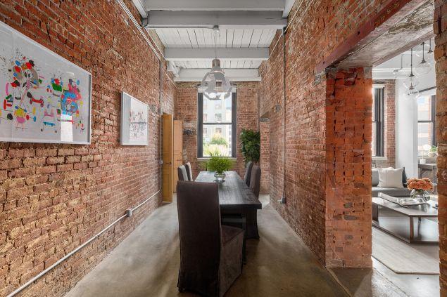 Sara Eisen apartment