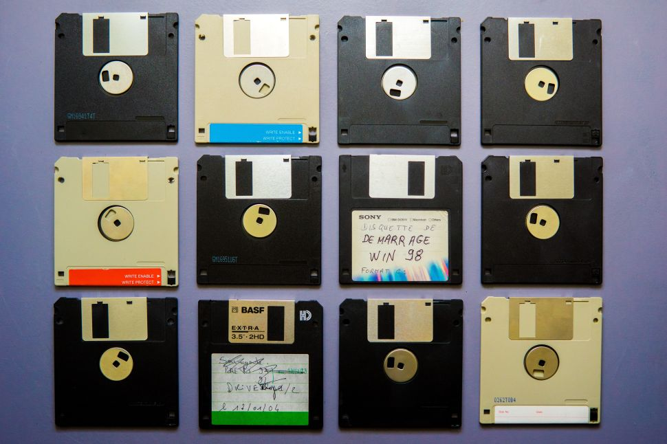 It was a bustling time for software piracy, a time when we first realized that digital information, unlike cassette tapes of our favorite music, didn't degrade in quality when copies of copies were made.