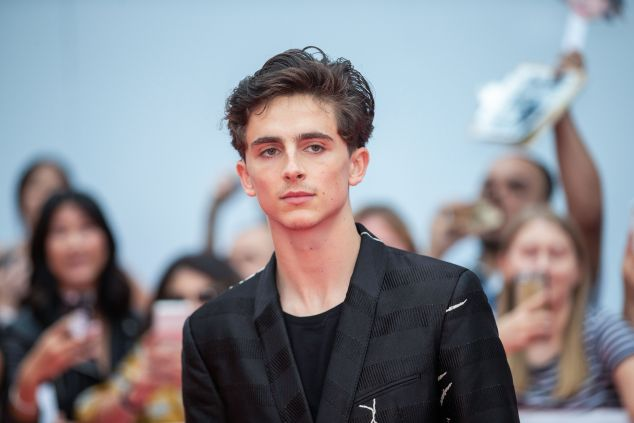 Timothee Chalamet is making the jump from indie darling to blockbuster star with Dune.