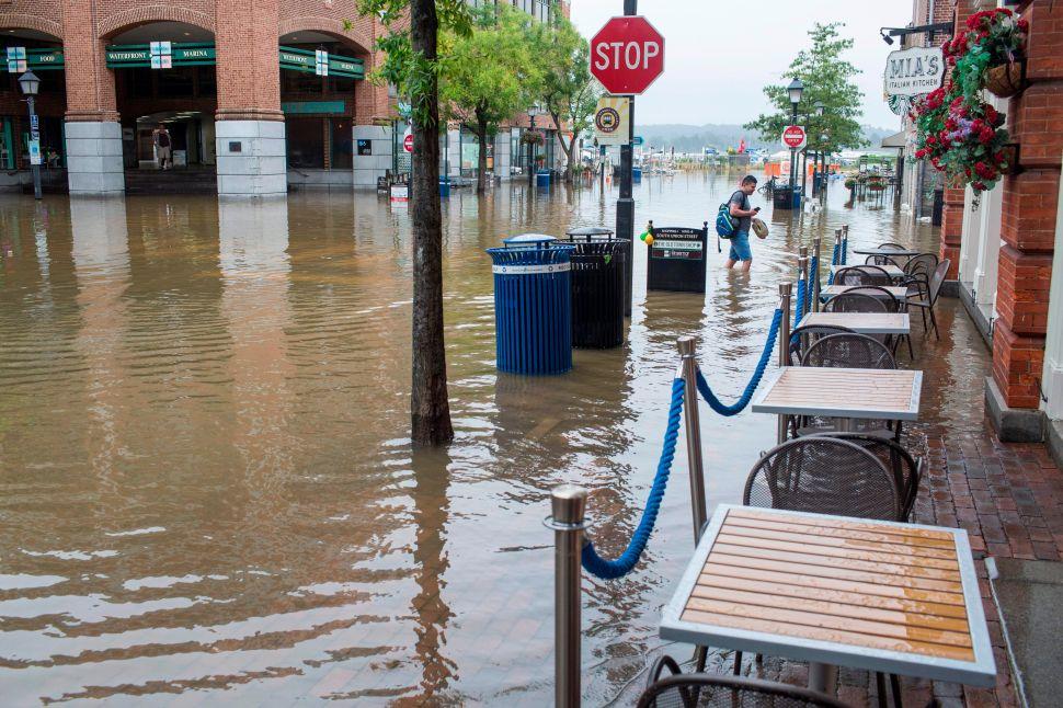 Hurricane Florence has already hit Virginia, and the Carolinas are next.