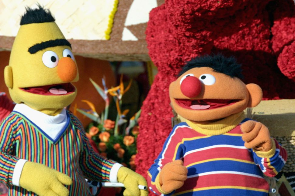 'Sesame Street' writer Mark Salzman went viral for talking about their sexuality and other Muppet issues.