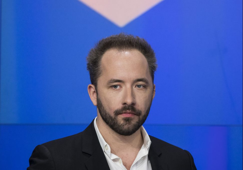Two quarters into being a public company, Dropbox is doing just fine.