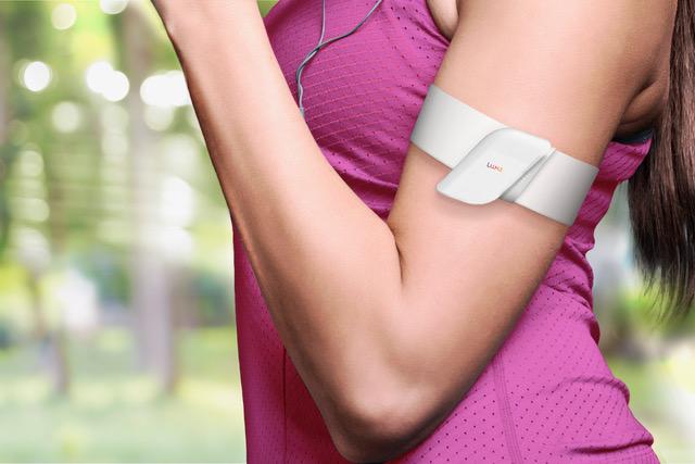 MetaLogic's Lume armband.
