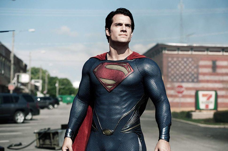 Recasting Henry Cavill's Superman DCEU