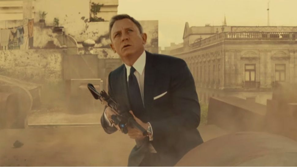 Outlaw King David Mackenzie James Bond