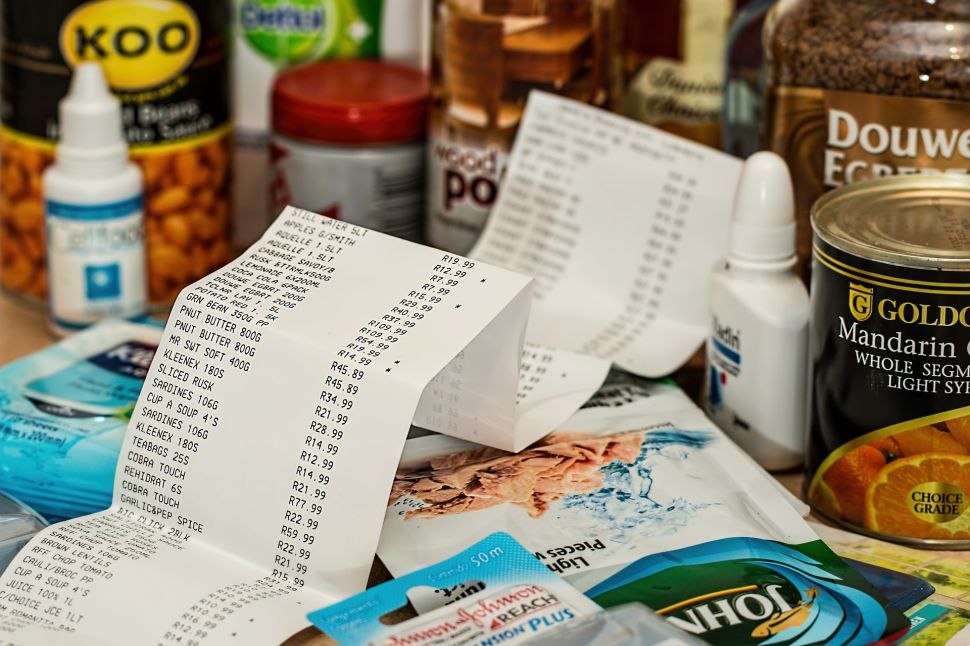 Keeping track of expenses is a simple, yet crucial, step.