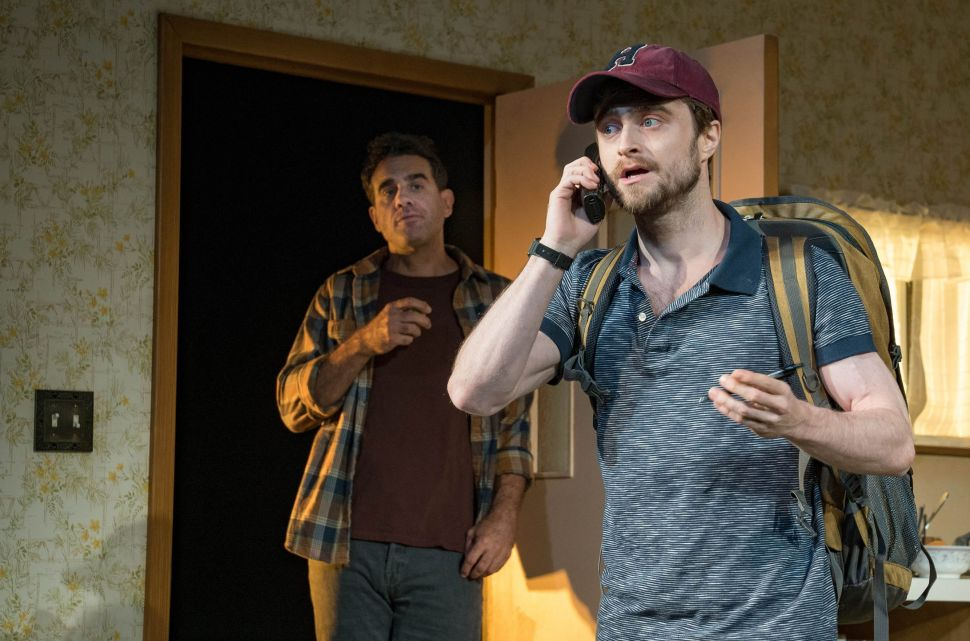 Bobby Cannavale and Daniel Radcliffe star in 'The Lifespan of a Fact'