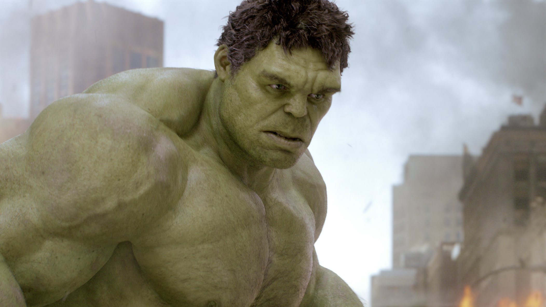 Avengers 4 Mark Ruffalo