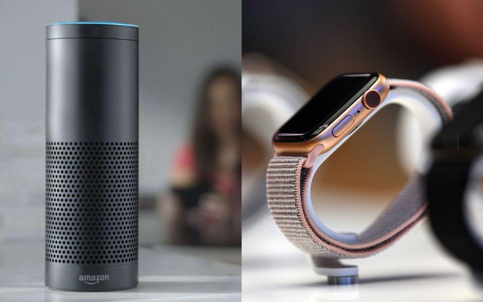 Will future doctors look like Amazon's Alexa and Apple Watch?
