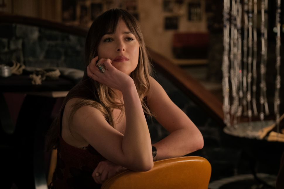 Dakota Johnson stars in Twentieth Century Fox's BAD TIMES AT THE EL ROYAL.