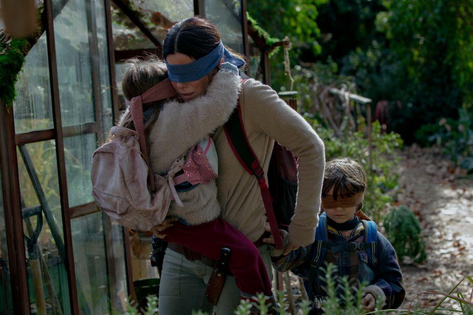 Netflix Bird Box Sandra Bullock