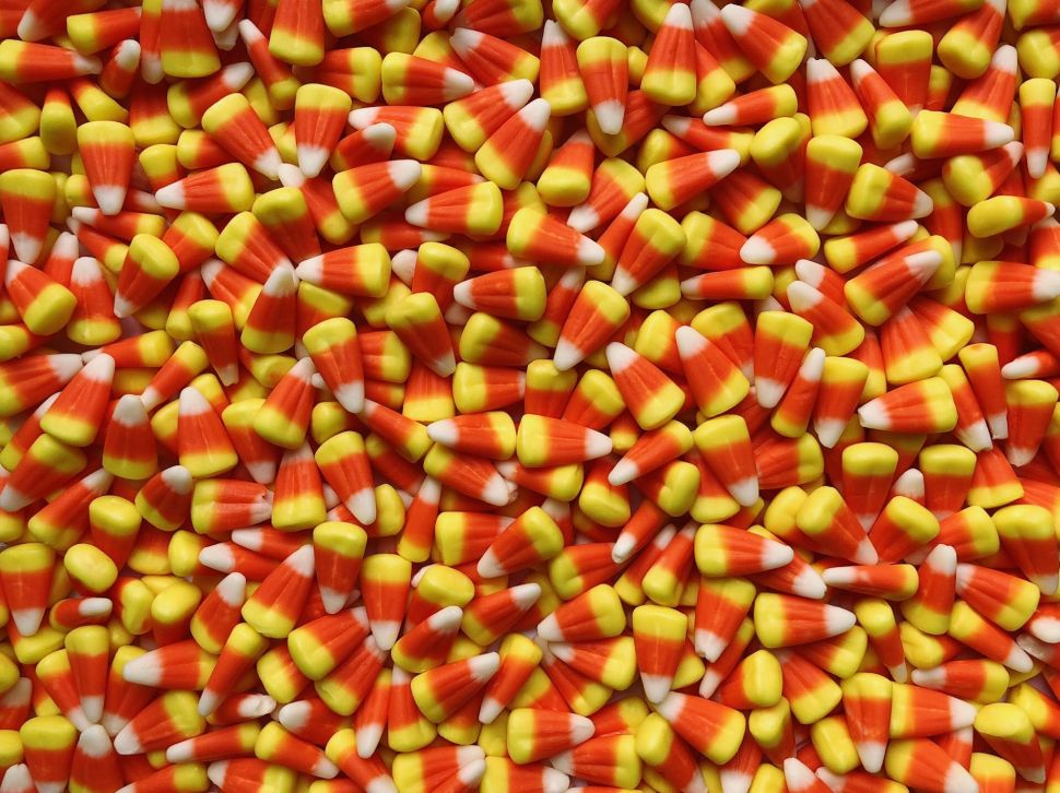 The horror of candy corn can now haunt you all year round—Halloween season not required.