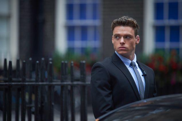 Richard Madden stars in 'Bodyguard'