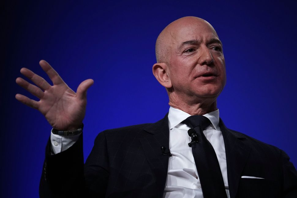 Jeff Bezos is in hot water over several issues at Amazon.