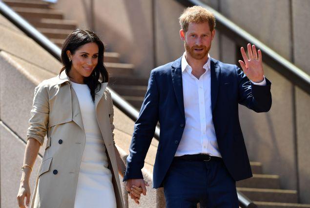 Prince Harry Meghan Markle Australia tour