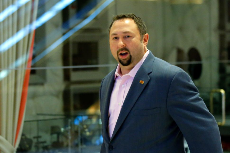 "In a new lawsuit, Jason Miller claims ""life as he knew it was over"" after a controversial Splinter story."