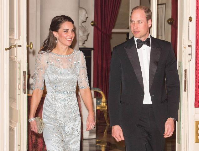 kate middleton and prince william first joint appearance since maternity leave