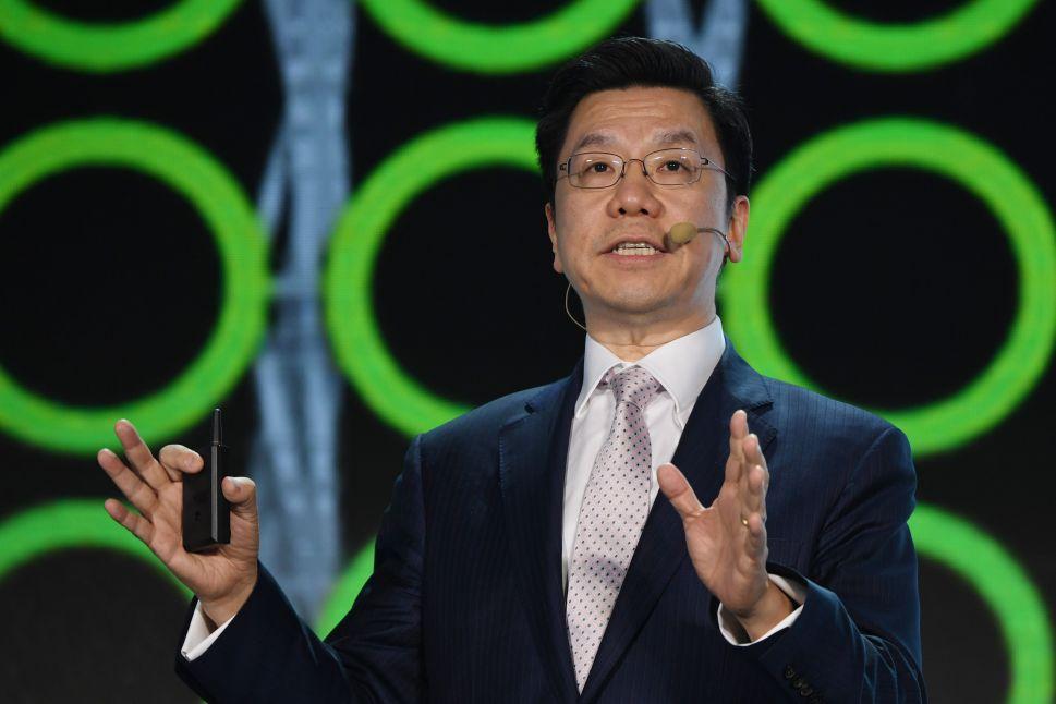 Kai-Fu Lee, chairman and CEO of Sinovation