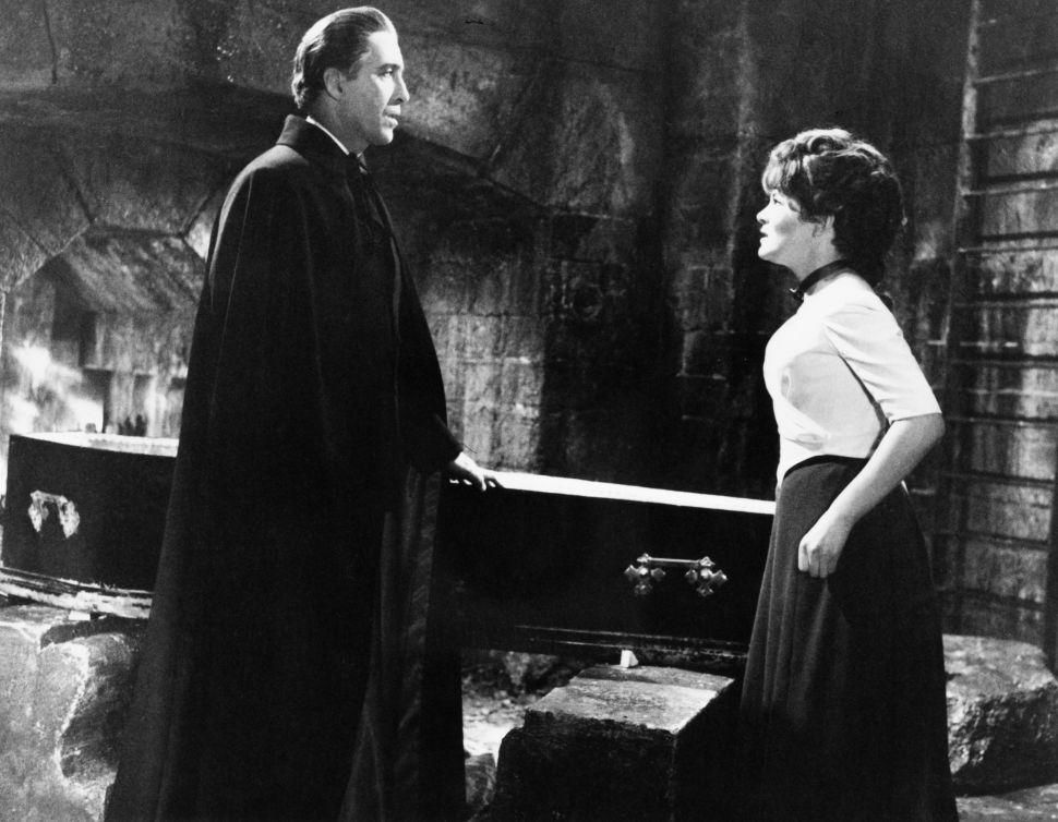 Netflix Dracula BBC