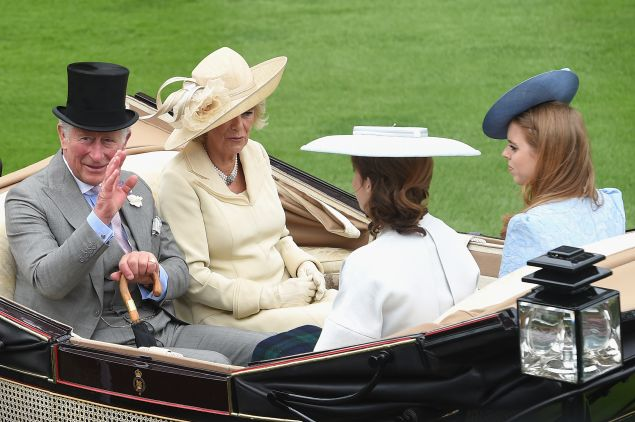 Princess Eugenie wedding guest list